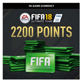 FIFA 18 Points 2200