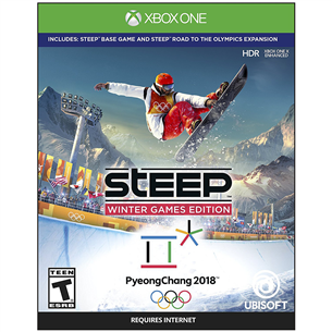 Xbox One mäng Steep Winter Games Edition