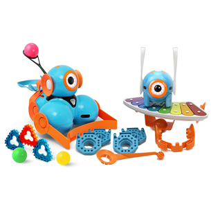Robootika komplekt Wonder Workshop Dash and Dot Wonder Pack