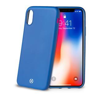 iPhone X ümbris Celly Softmatt