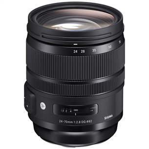 Objektiiv Canonile Sigma 24-70 mm DG OS HSM ART