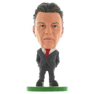 Figurine Louis van Gaal Manchester United, SoccerStarz