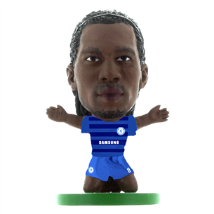 Kujuke SoccerStarz Didier Drogba Chelsea