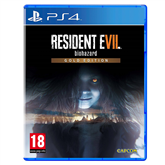 PS4 mäng Resident Evil VII Gold Edition