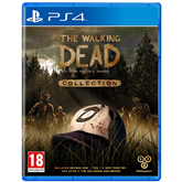 PS4 mäng The Walking Dead Collection