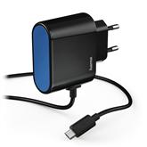Зарядное устройство microUSB, Hama / 2.4 A