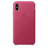 iPhone X leather case Apple