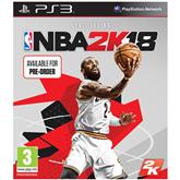 PS3 mäng NBA 2K18