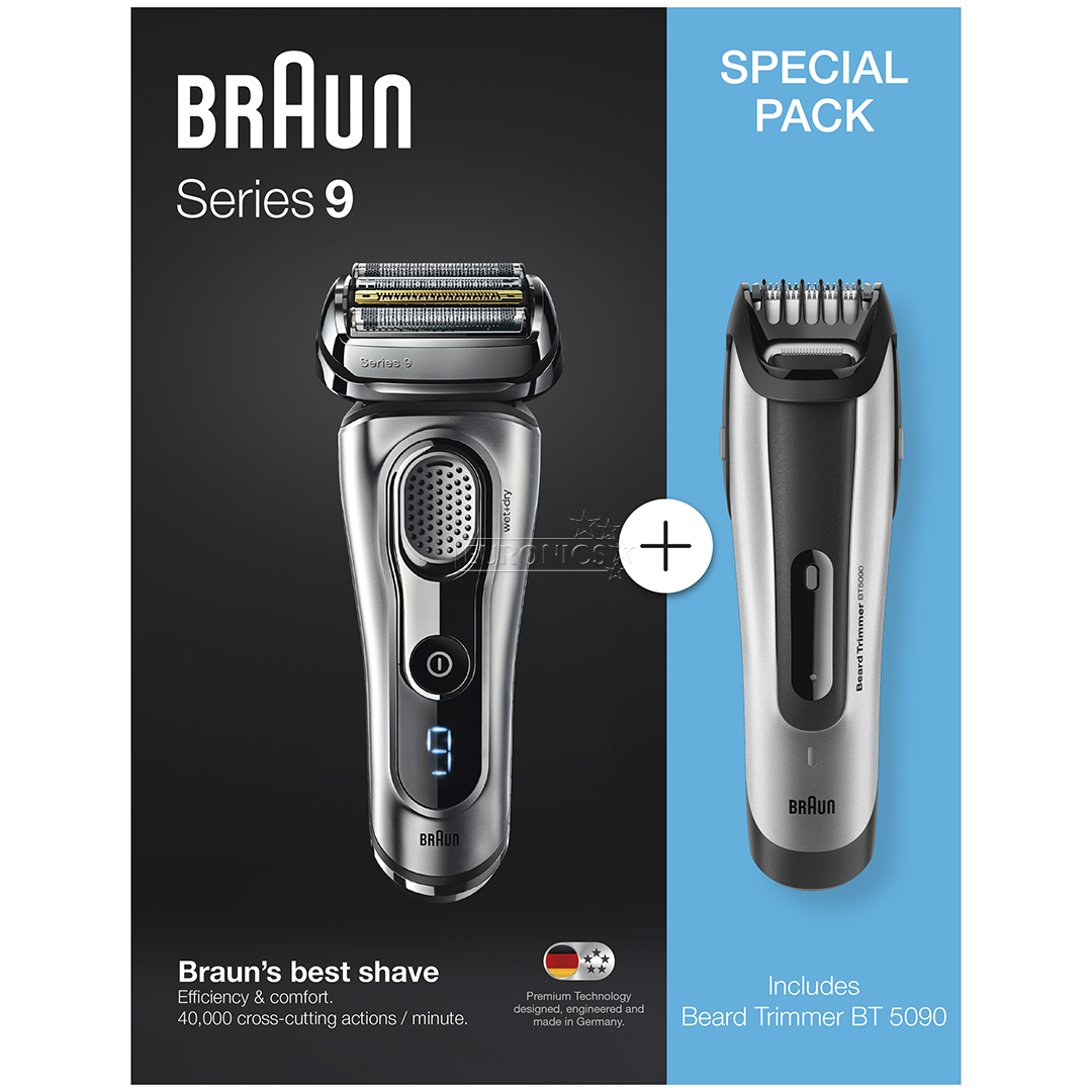 Shaver Series 9 + beard trimmer BT5090 5003794d28f