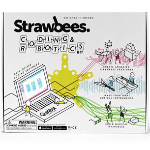 Robootika komplekt Strawbees Quirkbot