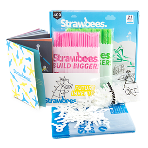Strawbees Inventor Kit