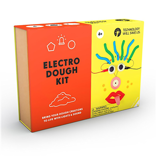 Electro dough kit Tech Will Save Us
