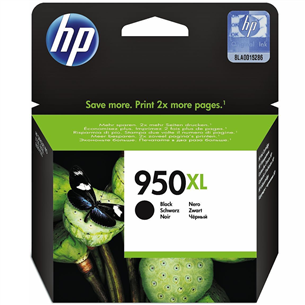 Tindikassett HP 950XL (must)