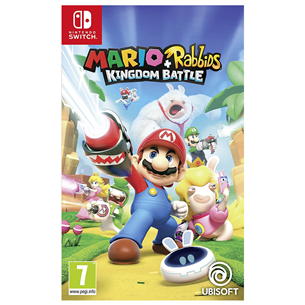 Игра для Nintendo Switch, Mario + Rabbids: Kingdom Battle 3307216024330