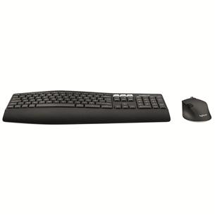Juhtmevaba klaviatuur + hiir Logitech MK850 (RUS)
