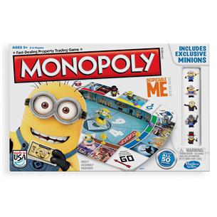 Lauamäng Monopoly - Despicable Me