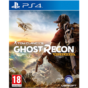 PS4 mäng Tom Clancys Ghost Recon: Wildlands