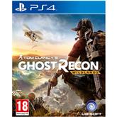 PS4 mäng Tom Clancys Ghost Recon: Wildlands