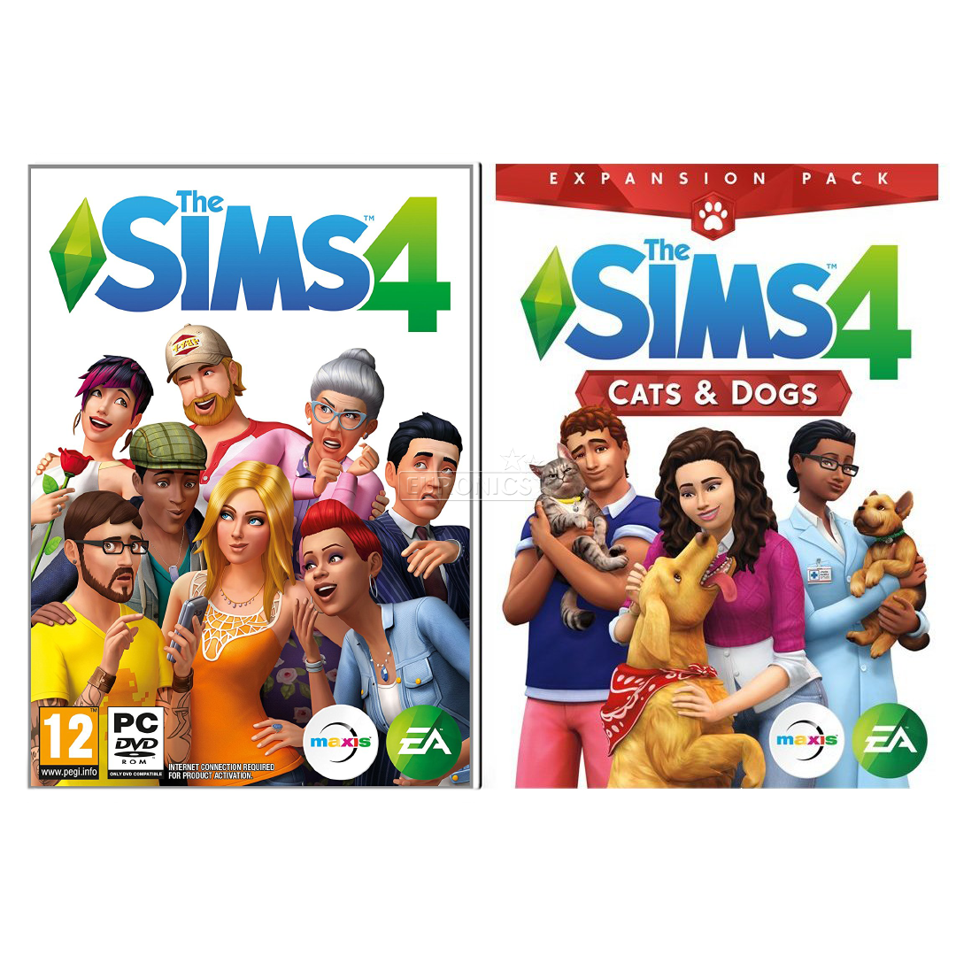 Cats And Dogs Sims  Price