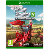 Xbox One mäng Farming Simulator 17 Platinum Edition