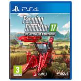 PS4 mäng Farming Simulator 17 Platinum Edition
