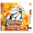 3DS mäng Pokemon Sun