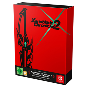 Switch game Xenoblade Chronicles 2 Collectors Edition