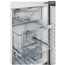 Built-in freezer AEG (204 L)