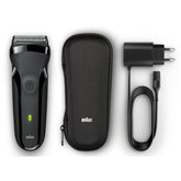Shaver Series 3 + case, Braun