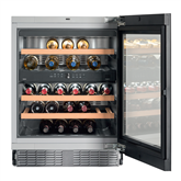 Built-in wine cooler Liebherr Vinidor (capacity: 36 bottles)
