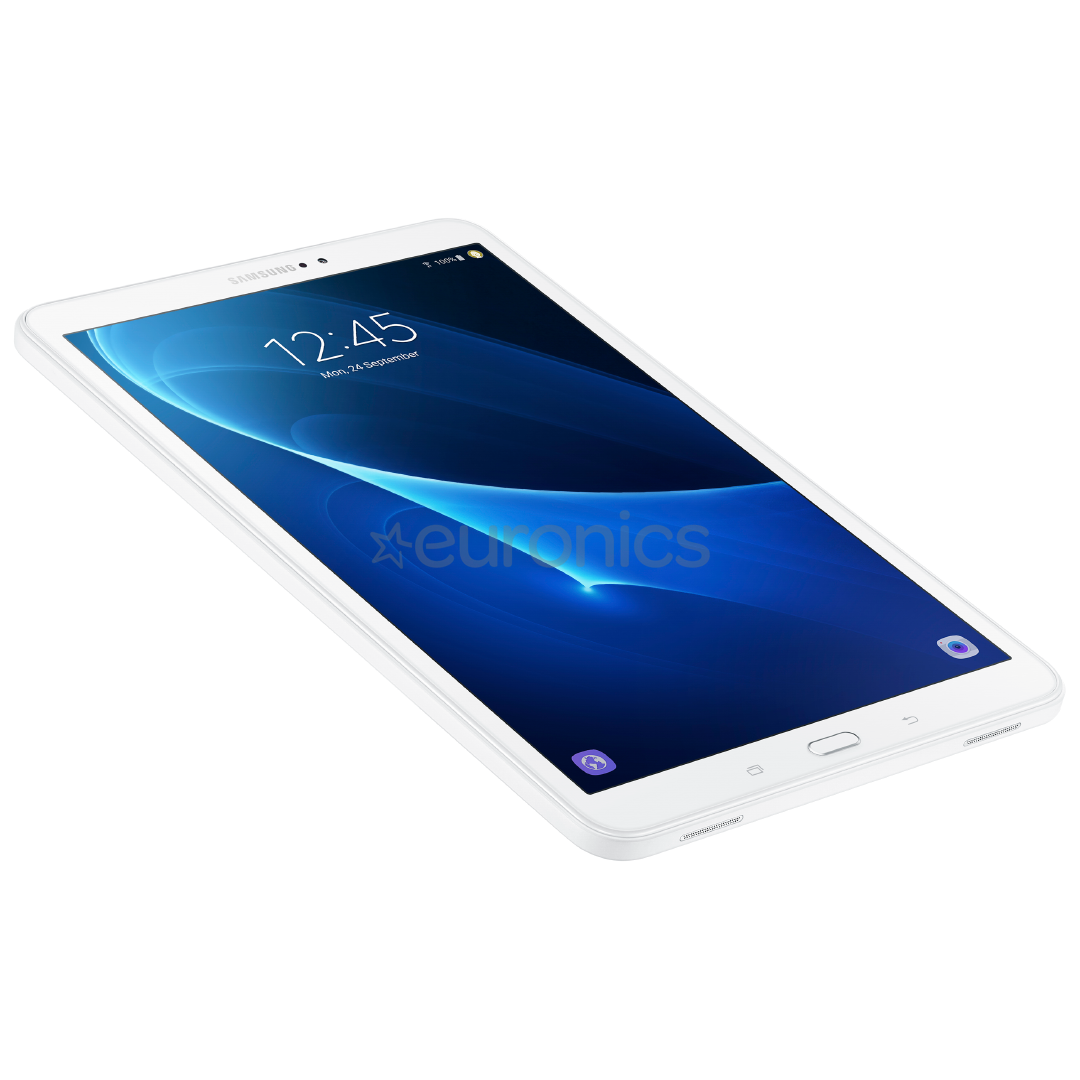 Tablet samsung galaxy tab a 10 1 2018 sm t580nzweseb for Pool 5 in 1 tabs