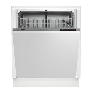 Built-in dishwasher, Beko / 12 place settings