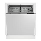 Интегрируемая посудомоечная машина, Beko / 12 комплектов
