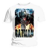 T-särk Batman Flames (L)