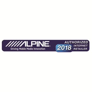 Car amplifier Alpine