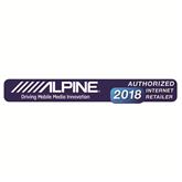 Autostereo lisavõimendi Alpine