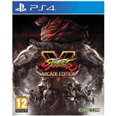 PS4 mäng Street Fighter V: Arcade Edition