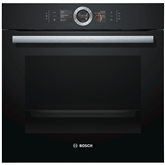Built-in oven Bosch (pyrolytic cleaning)