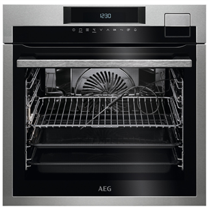 Built-in steam oven AEG (70 L) BSE792320M
