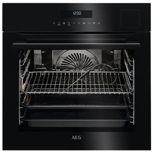 Built-in steam oven, AEG / capacity: 70 l