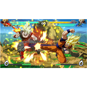 Xbox One game Dragon Ball FighterZ