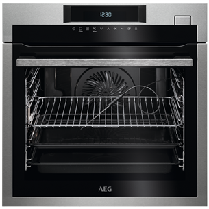 Built-in steam oven AEG BSE782320M