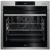 Built-in steam oven AEG