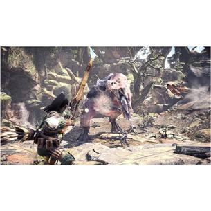 Игра для PlayStation 4, Monster Hunter: World
