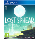 PS4 mäng Lost Sphear