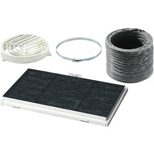 Комплект для вытяжки с угольным фильтром Bosch