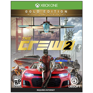 Xbox One mäng The Crew 2 Gold Edition (eeltellimisel)