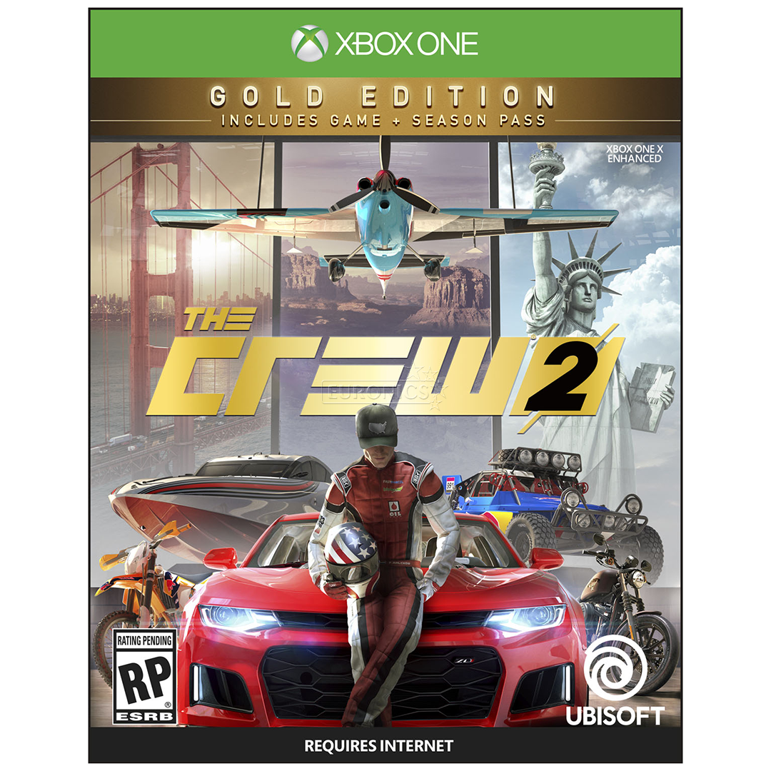 The Crew Xbox One : xbox one game the crew 2 gold editon pre order x1crew2g ~ Aude.kayakingforconservation.com Haus und Dekorationen