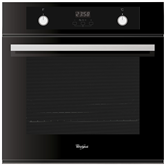 Built-in oven, Whirlpool / capacity: 65 L
