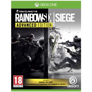 Xbox One mäng Rainbow Six: Siege Advanced Edition